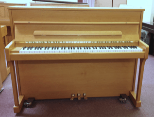 Piano Sauter Lemberg